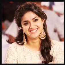 Keerthi Suresh is celebrating his birthday , let's know about her