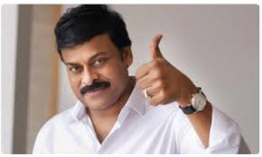 Tollywood megastar Chiranjeevi gave the best wishes to the Batuka festival