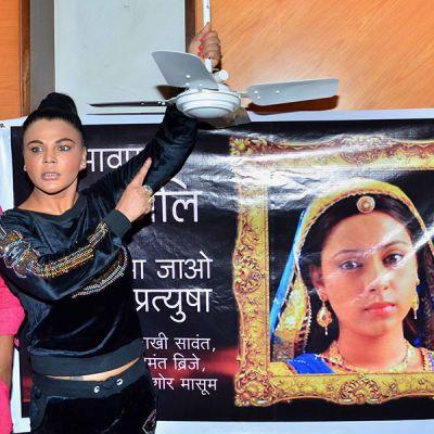 Rakhi Sawant's shocking statement on Pratyusha Banerjee's suicide