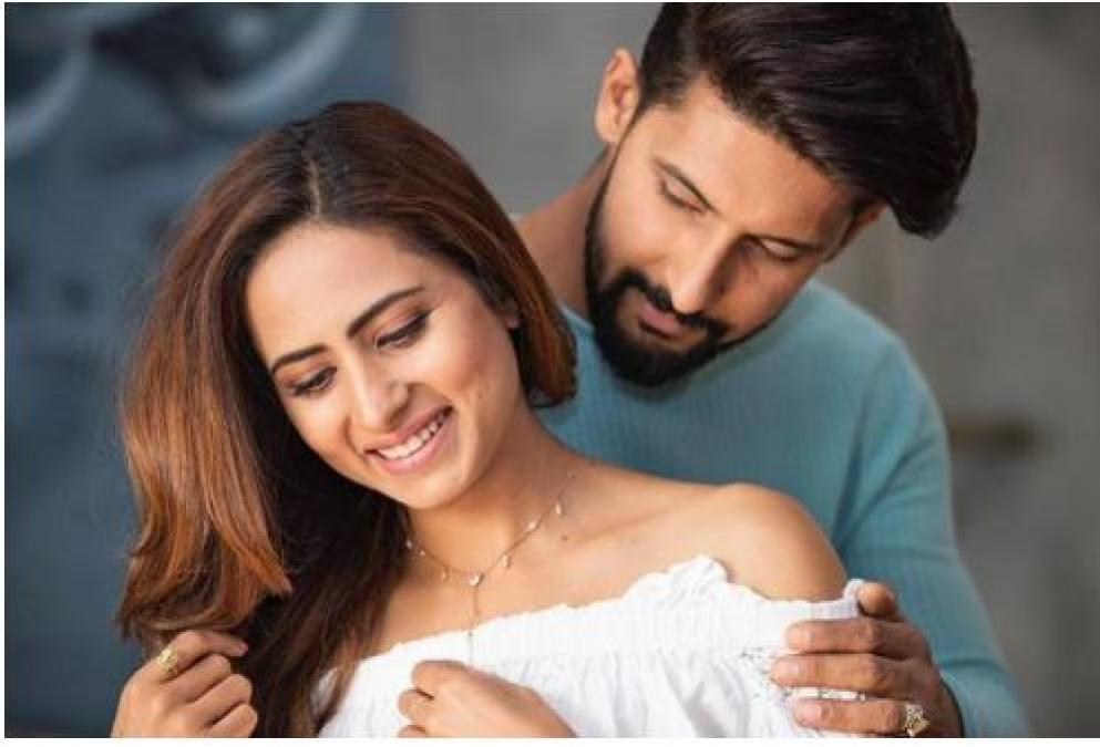 Shargun Mehta and Ravi Dubey's new post of their cute chemistry can't let your eye off…pics inside