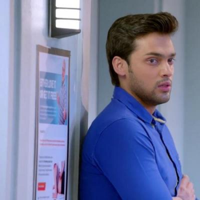 Parth Samthaan resumes shooting for the Kasautii Zindagii Kay post his father's death