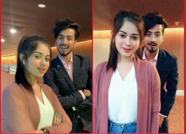 TikTok Star, Jannat Zubair and Faisal Shaikh are set to work together in a forthcoming show…check inside