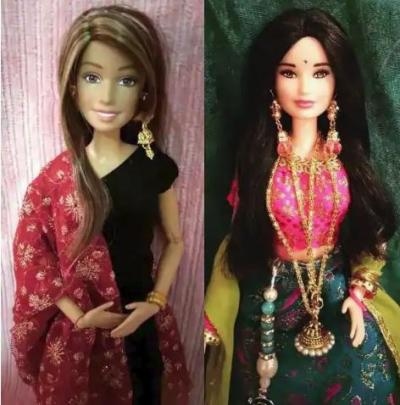 Dolls inspired by Hina Khan's and Erica Fernandes comes in market, Ekta Kapoor reacts