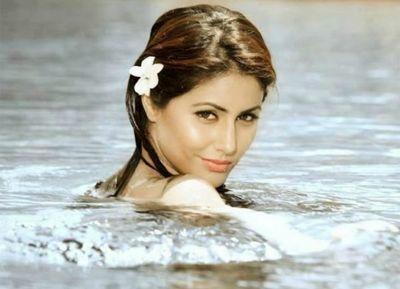 Hina Khan says