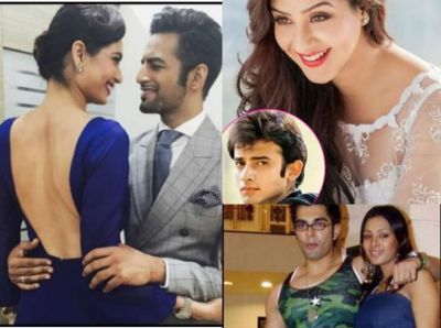 TV Gossip! Famous TV Celebs who got engaged but never got married to the same