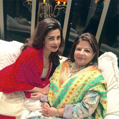 This time not Priyanka Chopra but her mother achives a milestone, PeeCee appreciate  her