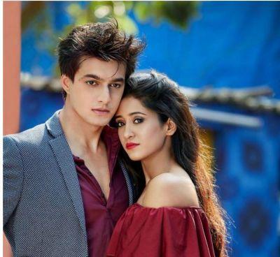 'Yeh Rishta Kya Kehlata Hai' Fame Mohsin Khan calls Shivangi Joshi with nickname .......