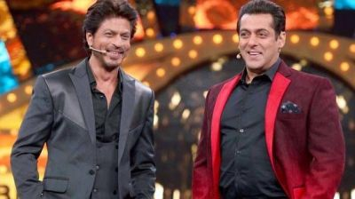 SRK and Salman celebrate birthday of Sunil Grover