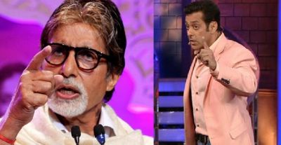 Amitabh replies this to Salman when he expressed his wish to host 'Kaun Banega Crorepati'
