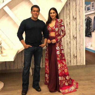 Bigg Boss 12: Sara Ali Khan and Sushant Singh Rajput grace the BB house
