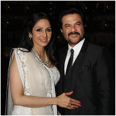 Anil Kapoor reveals, he used to touched Sridevi's feet every time they met