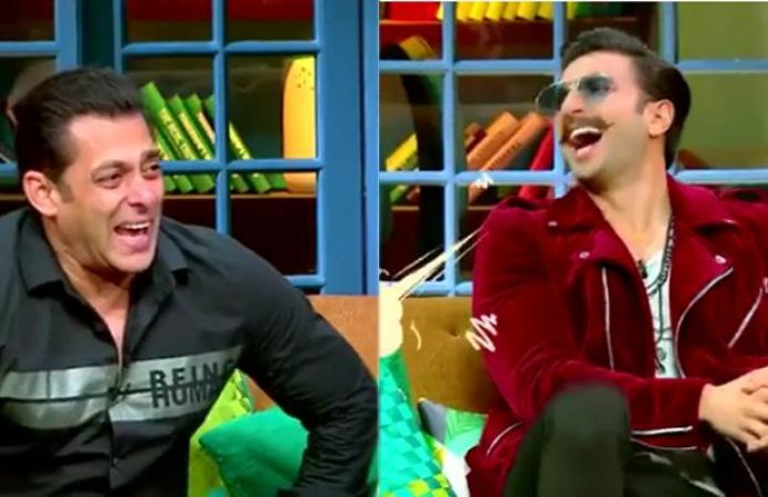 The New Kapil Sharma Show latest Promo: King of comedy  pokes fun on Salman Khan, Ranveer Singh, Sara