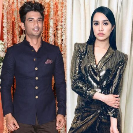 Sushant Singh Rajput and Shraddha Kapoor shares the happy photo on wrapping up second schedule of  Chhichhore
