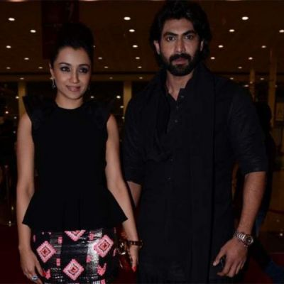 Koffee With Karan 6: Rana Daggubati  finally reveals his relationship with Trisha Krishnan