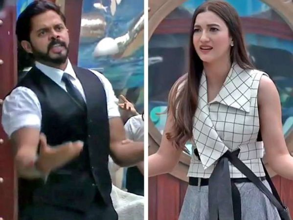 Bigg Boss 12: After Sree's refuesd to take  dupatta  of Dipika,  Bhuvneshwari and Gauahar Khan argue on Tweeter