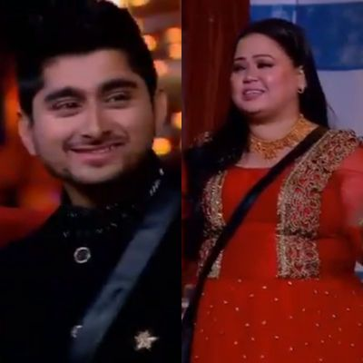 Bigg Boss 12:Bharti Singh enters the house, pulls the legs of the finalists, watch video here