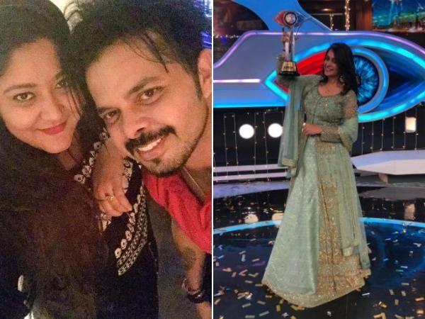 Bigg Boss 12:Sreesanth's manager Ronita takes a jibe on winner Dipika Kakar