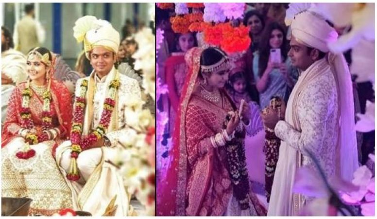 Palak Jain and Tapasvi Mehta marriage clicks from Haldi to wedding reception….check out here