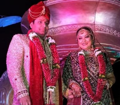 Diya Aur Baati Hum actress  Surbhi Tiwari is now married to Praveen Kumar Sinha,check out the pictures here