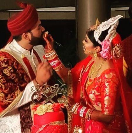 Siya Ke Ram fame Richa Sony ties knot with her longtime beau