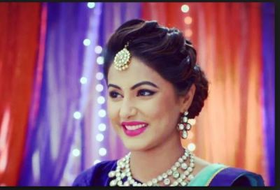 Hina Khan latest pic on ray os sunshine is just fabulous…have a look here