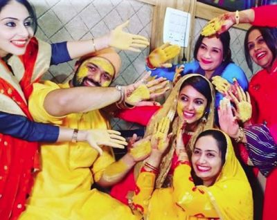 Muskaan actress Richa Sony ties knot with Jigar Ali Sumbhaniya in a private ceremony