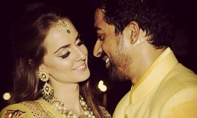 KAINAT is the name given by Rannvijay Singha to his new born baby
