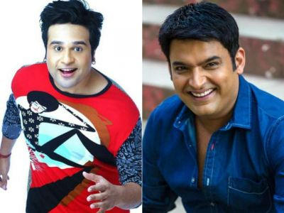 Krushna Abhishek compares himself and Kapil Sharma with SRK and Salman