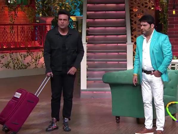 Krushna Abhishek refutes pay cut rumours around The Kapil Sharma Show
