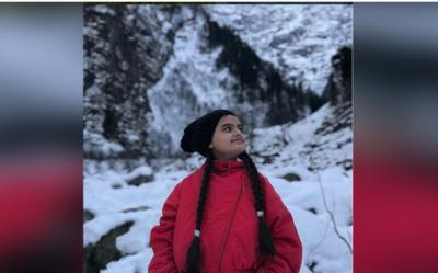 Little Babes of 'Yeh Hai Mohabbatein' in Kashmiri Look