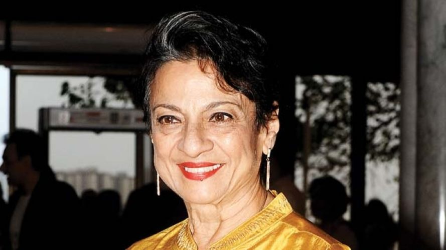 Actress Tanuja will be seen in Television Show