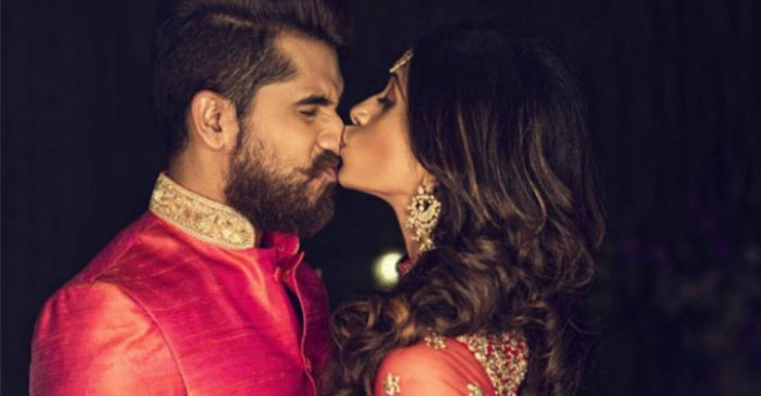 Kishwer-Suyyash, the newly wedded are upset!