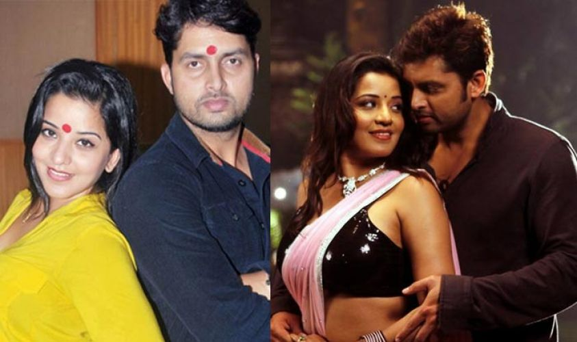 Mona Lisa will step out of the house of Bigg Boss with her beau Vikrant Singh