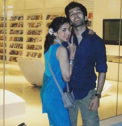 Jankee writes the cutest message for birthday boy and her husband Nakuul Mehta