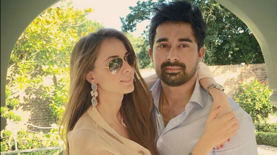 Rannvijay Singh blessed with baby girl