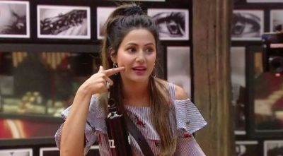 Hina Khan Keeping Herself Away From Controversial Statements