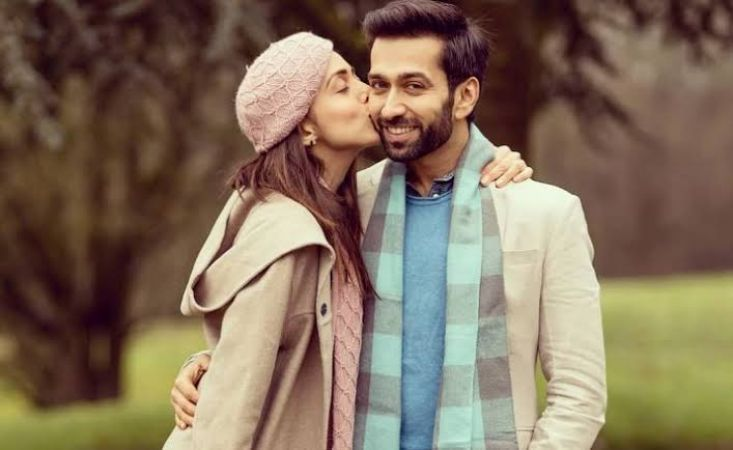 Nakuul Mehta and Jankee Parekh's  PDA on their 7th wedding anniversary is stealing hearts
