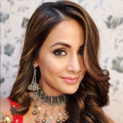 Hina Khan turns 'Desi Gurl', check out the picture of the hottest girl