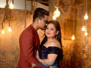 I will prefer a quiet evening with Harsh, instead of a birthday bash, Says Bharti Singh