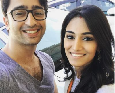 Shaheer recently dropped by to meet his close friend Erica Fernandez