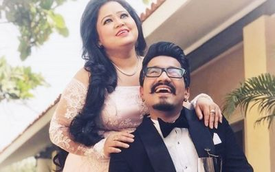 Haarsh surprised wife Bharti Singh with such an irreplaceable B'day gift