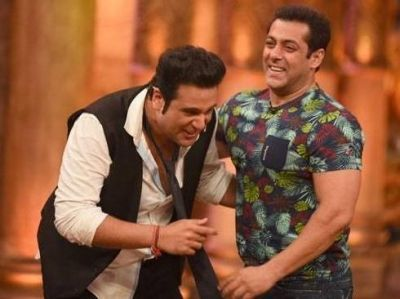Salman Khan was extremely happy for us, says Krushna Abhishek on becoming parent of twins