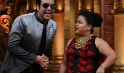 Krishna and Bharti vowed not to appear on The Kapil Sharma Show
