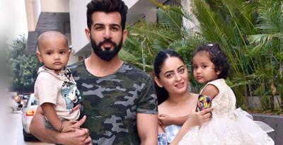 Jay Bhanushali promised Mahi for a baby on Rajeev Khandelwal's show Juzzbaat