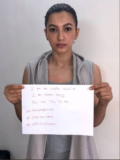 """I am an Indian Muslim"": Gauhar Khan opens up on #TalkToAMuslim movement"