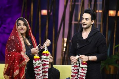 Angad Hasija remarries on Rajeev Khandelwal's show Juzzbaat
