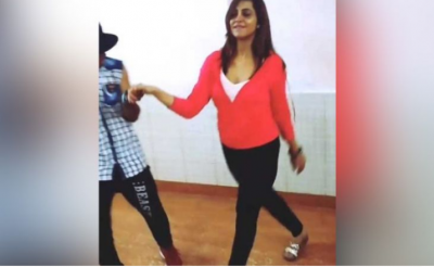 Dance video out! Arshi Khan once again creating buzz