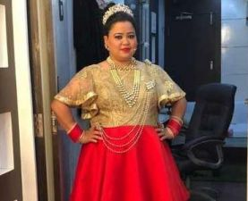 Bharti reveals: I always wanted to pursue dancing