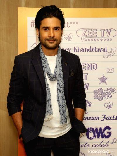 Rajeev Khandelwal's show juzzbaat revealing celebrities secrets