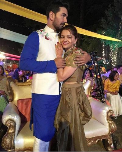 "See 5 pics! ""Choti Bahu"" fame actress Rubina Dilaik to marry today"